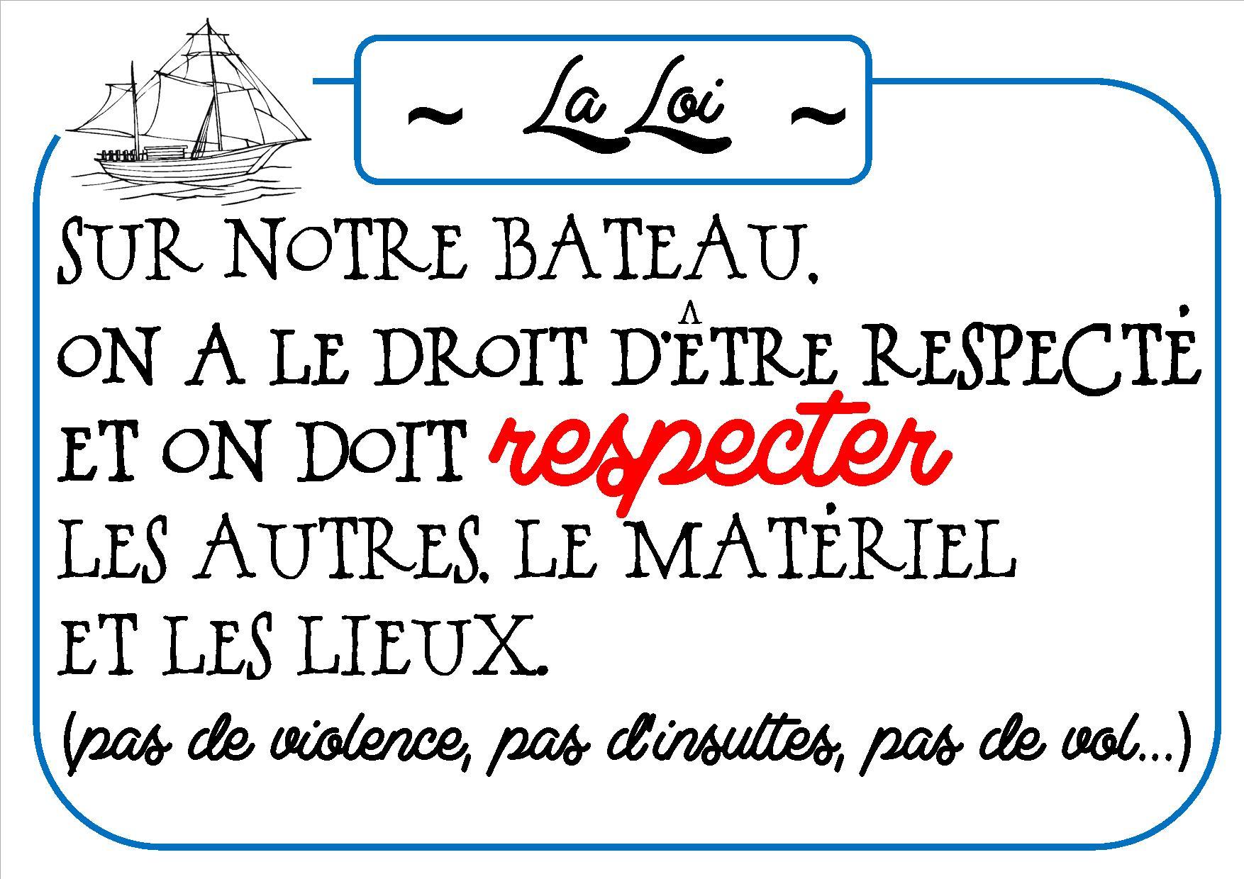 Regles De Vie Le Blog De La Classe De Ce2 Cm1