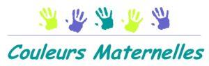 Logo Couleurs maternelles